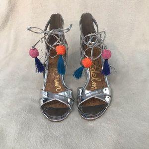 EUC Sam Edelman heels, worn once